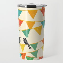 Carnival is coming to town Travel Mug