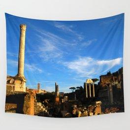 Foro Romano Wall Tapestry