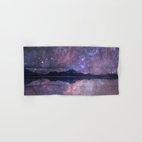 Space and time Hand & Bath Towel