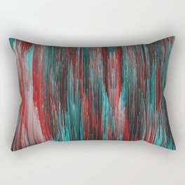 Luminosity Rectangular Pillow