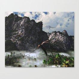 Anhanguera Canvas Print