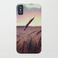 Glide and Sing Slim Case iPhone X