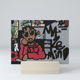 """Salvage"" Mini Art Print"