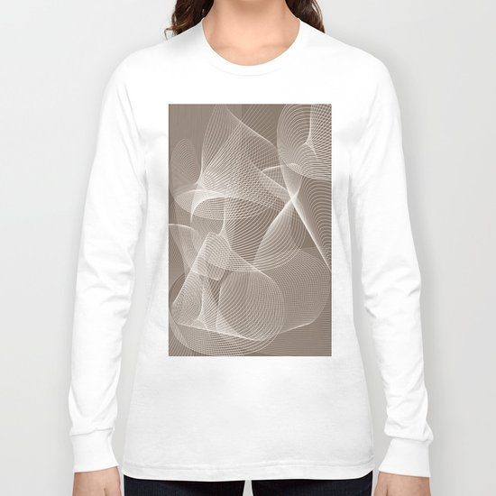 Abstract pattern 12 Long Sleeve T-shirt