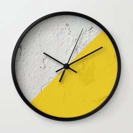 Cemented Wall Clock