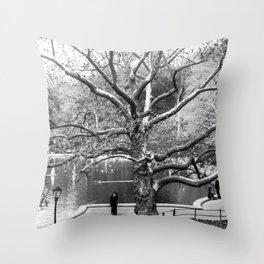Trees #9 Throw Pillow
