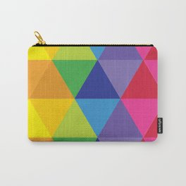 Rainbow Cosmic Universe Carry-All Pouch