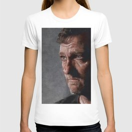 Richard From The Kingdom - Bury Me Here - The Walking Dead T-shirt