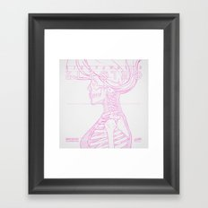 Sketch-Electro-A Framed Art Print