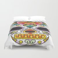 tatoo Duvet Covers featuring Tatoo ART 4  by The Greedy Fox