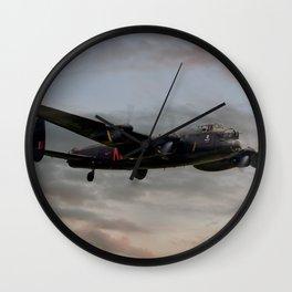Battle of Britain Memorial Flight - Avro Lancaster Wall Clock
