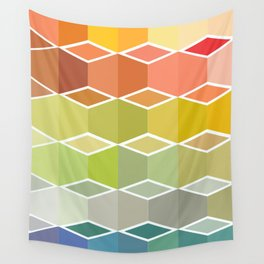 flaneur Wall Tapestry