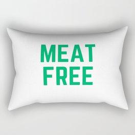 MEAT FREE Rectangular Pillow