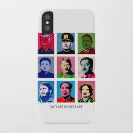 Dictart iPhone Case