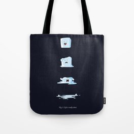 Life is short Tote Bag