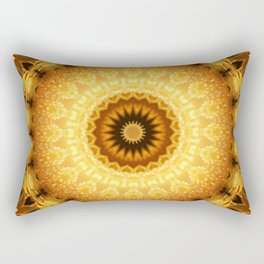 Mandala Star dust 2 Rectangular Pillow