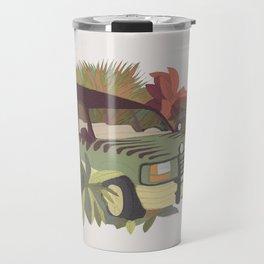 Jurassic Car Travel Mug