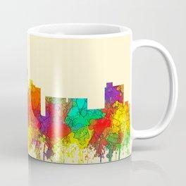 Lubbock, Texas Skyline - SG Coffee Mug