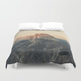 Half Dome III Duvet Cover