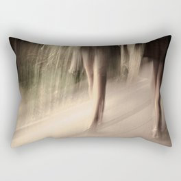 High Line sexy legs Rectangular Pillow