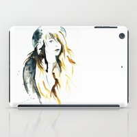 belle iPad Cases featuring Belle by ne11amae
