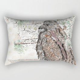 Southwest Florida Eagles Rectangular Pillow