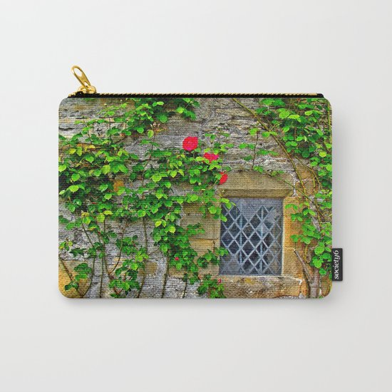 English Castle Carry-All Pouch