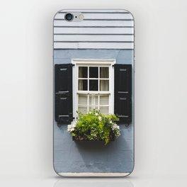 Charleston Windowbox iPhone Skin