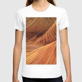 The Wave, Coyote Buttes, Paria Canyon-Vermilion Cliffs Wilderness, Arizona T-shirt