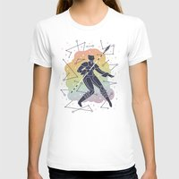 warrior T-shirts featuring Rainbow Warrior by LordofMasks