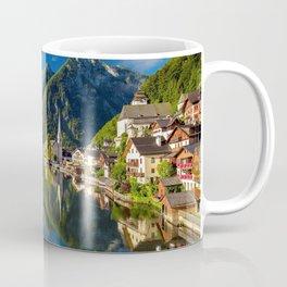Hallstatt Austia Coffee Mug
