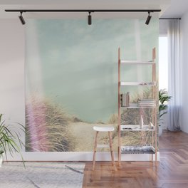 Light Leaks / The Way To The Beach Wall Mural