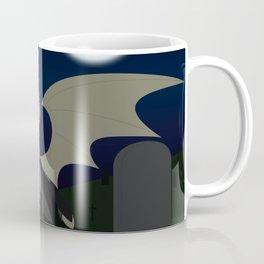 Vampire Shy Coffee Mug