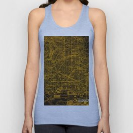 16-Washington West Columbia 1945 Unisex Tank Top