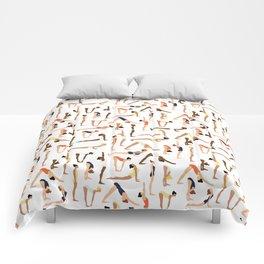 Yoga Ladies Comforters