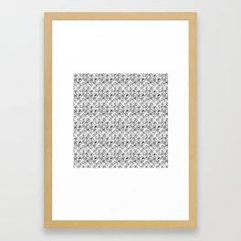 Overstimulation Framed Art Print