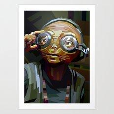SW#66 Art Print
