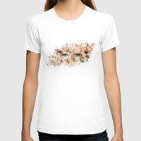 jennifer lawrence T-shirts featuring Eyes (Jennifer Lawrence) by Rene Alberto