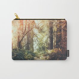 Beautiful California Redwoods Carry-All Pouch