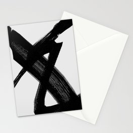 Whim - Abstract Painting Stationery Cards