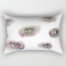 Eye Studies Rectangular Pillow
