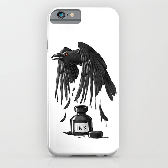 Ink Raven iPhone & iPod Case