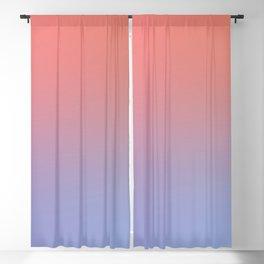 Peach Bellini Blackout Curtain
