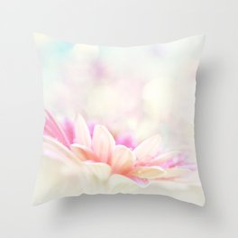 The Paintbrush of Spirit Throw Pillow
