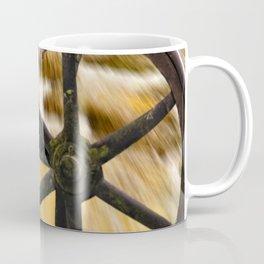 old locks wheel Coffee Mug