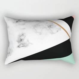 Marble III 031 Rectangular Pillow