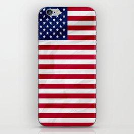 United States - North America Flags iPhone Skin