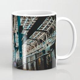 Coney Island Pier Subway Station 2 Coffee Mug