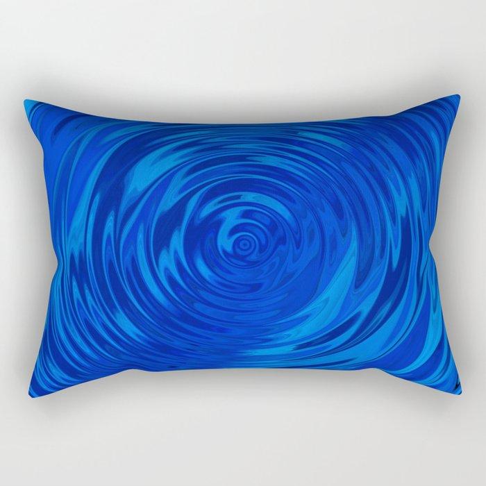 Rippling Water Rectangular Pillow