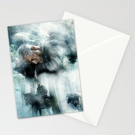 I'm Changed now Stationery Cards